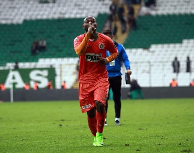 Bursaspor 1 - 3 A. Alanyaspor