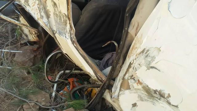 Kaza, saat 03.30 sıralarında Oba Mahallesi Bucakoluk Mevkii'nde meydana geldi.