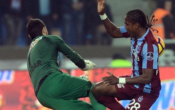 Spor Toto Süper Lig'de 21. haftanın kapanış maçında Trabzonspor sahasında Aytemiz Alanyaspor'u ağırladı. Alanyaspor'un kalecisi Haydar, Trabzonspor akınlarını başarılı bir şekilde durdurmayı başardı ve gecenin en başarılı isimlerinden biri oldu.