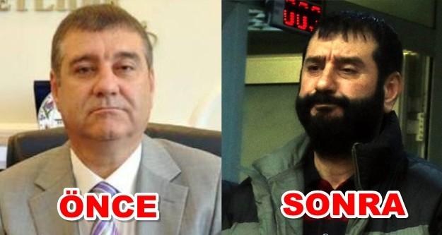 FETÖ soruşturması kapsamında aranan ve 15 aydır firarda olan Alanya eski kaymakamı Erhan Özdemir, Antalya polisinin İstanbul'da yaptığı operasyonla yakalandı. Antalya'da sağlık kontrolünün ardından adliyeye sevk edilen Özdemir'in tanınmamak için saçını boyattığı ve sakal bıraktığı görüldü.
