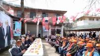 Cumhur İttifakı'na Türkler'de meşaleli karşılama