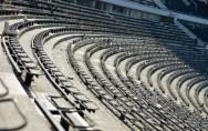 İnönü Stadı'nın İlk Hali