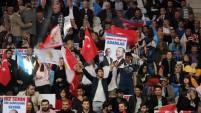 AK Parti Alanya İlçe Teşkilatı'ndan muhteşem kongre