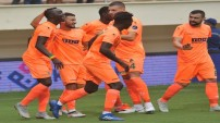 Alanyaspor-Akhisarspor maçından kareler