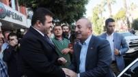 Bakan Çavuşoğlu'nun Alanya gündemi