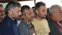 Ülkü Özcan'ın cenazesinden yürek burkan kareler