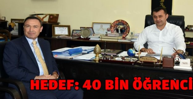 600 DÖNÜM ÜZERİNE KURULACAK