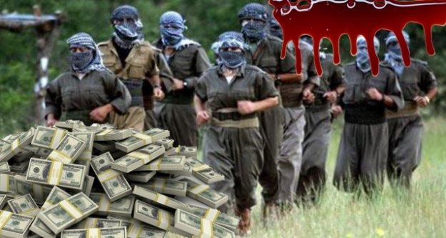 ALANYA'DAN PKK'YA 5 MİLYON TL'Yİ KİM GÖNDERİYOR?