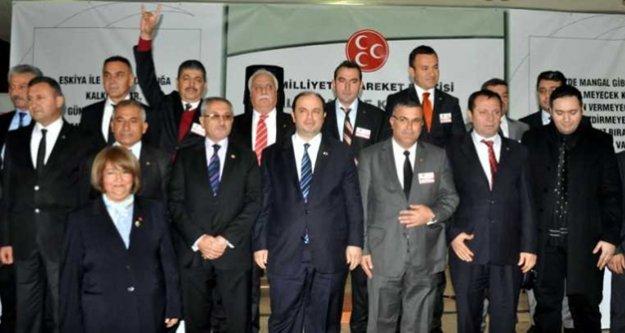 'BU AKŞAMKİ YÜRÜYÜŞÜN MHP İLE İLGİSİ YOK'