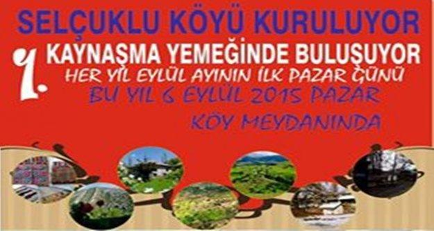 KARAKÖY'DE TARİHİ BULUŞMA