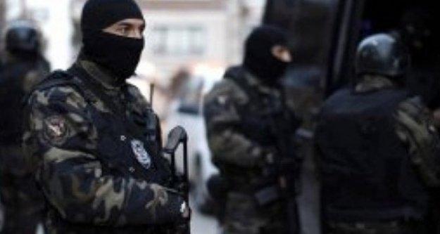 PKK OPERASYONU: 15 GÖZALTI