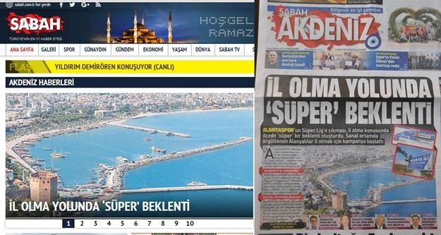 İL OLMA YOLUNDA 'SÜPER' BEKLENTİ