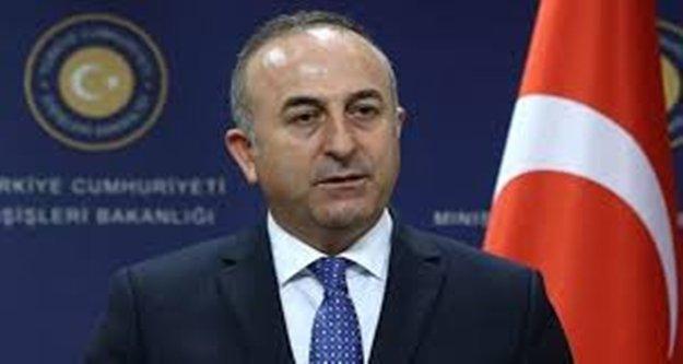 BAKAN ÇAVUŞOĞLU, AZERBAYCAN'A GİDECEK