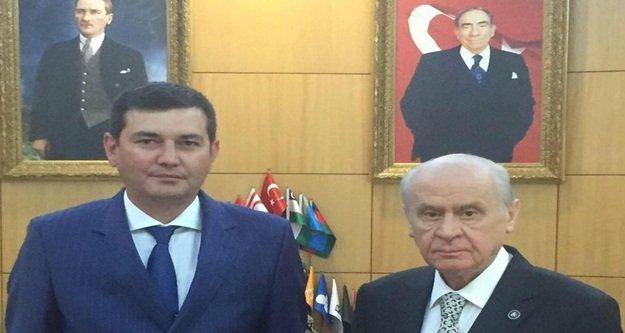 'AKP'NİN DARBE İLE DEVRİLMESİNE HAYIR'