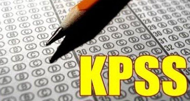 KPSS ORTAÖĞRETİM/ÖN LİSANS BAŞVURULARI YARIN BAŞLIYOR