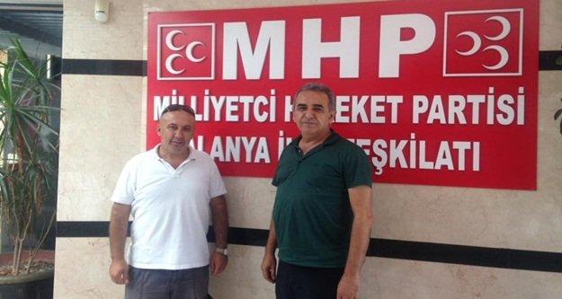 SÜNBÜL'DEN MHP'LİLERE ÖNEMLİ ÇAĞRI