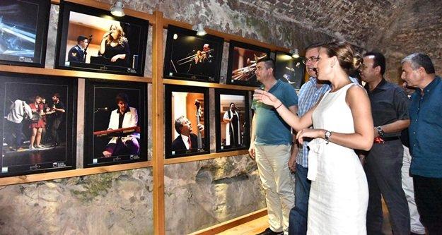 '20 yılda caz fotoğrafları' sergisi açıldı
