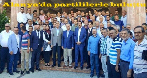 'AK Parti FETÖ yuvası değil'
