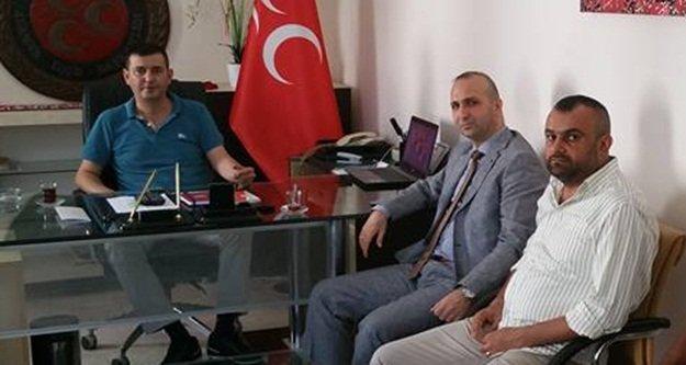 Ankara'dan hayırlı olsuna geldi