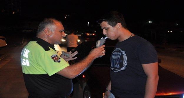 ANTALYA'DA 4 BİN POLİSLE HUZUR OPERASYONU