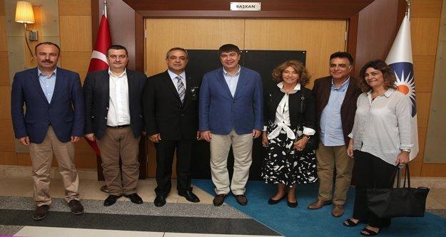 Antalya dev organizasyona hazırlanıyor