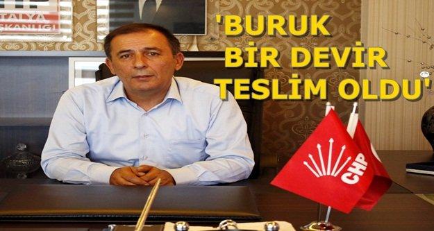CHP'nin yeni başkanından ilk mesaj