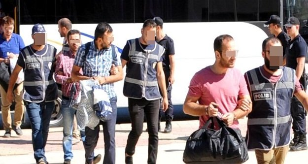 FETÖ operasyonuna 6 tutuklama