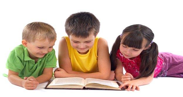 Kitap Okuma alışkanlığı için birinci sınıf çok önemli