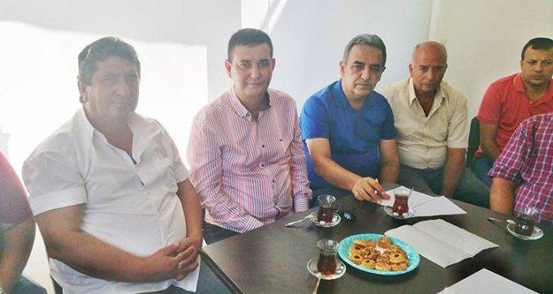 MHP'den muhtarlara ziyaret