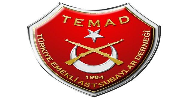 TEMAD Alanya Şubesi Gaziler Gününü kutladı