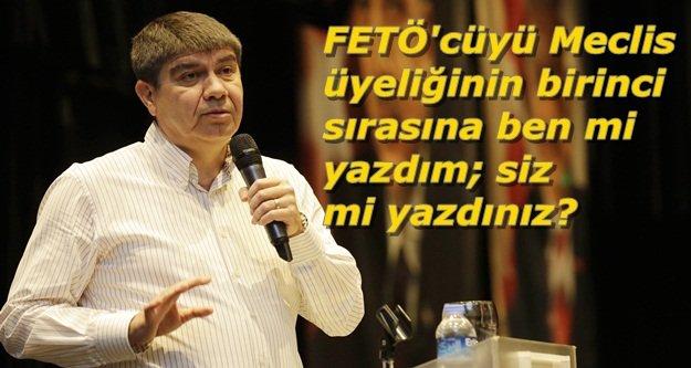 Türel, Kılıçdaroğlu'na fena çaktı