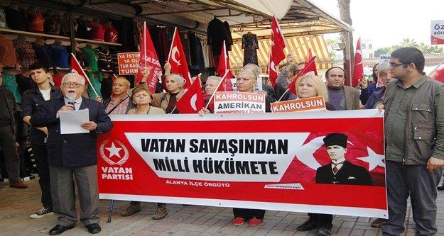 'Türk Milleti Atatürk Rotasında ve Türk Bayrağı'nda Birleşmeli'