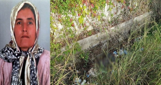 Alanya'da aranıyordu cesedi bulundu