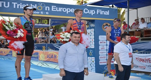 Alanya'da dev final sona erdi