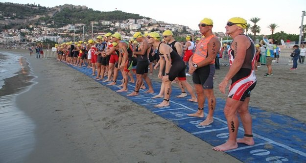 Alanya'da dev yarış başladı