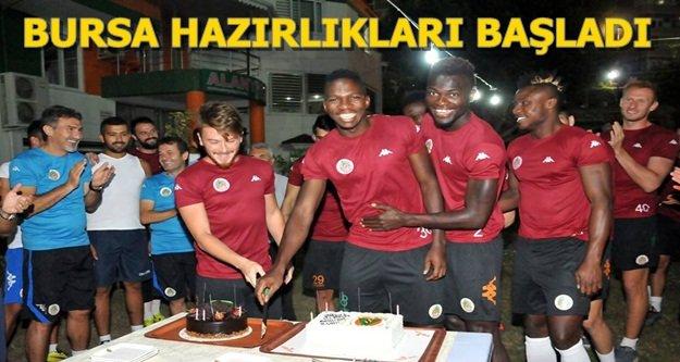 Alanyaspor'da çifte kutlama