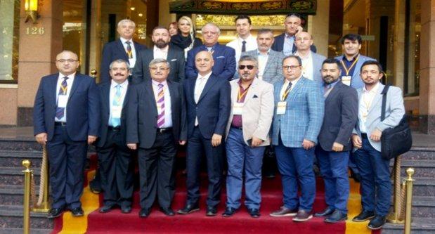 Antalya OSB İran temaslarını tamamladı