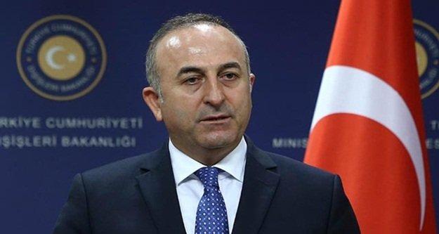 """Çavuşoğlu: 'Suriye'deki kanın durması için Katar ile ortak gayret gösteriyoruz"""""""