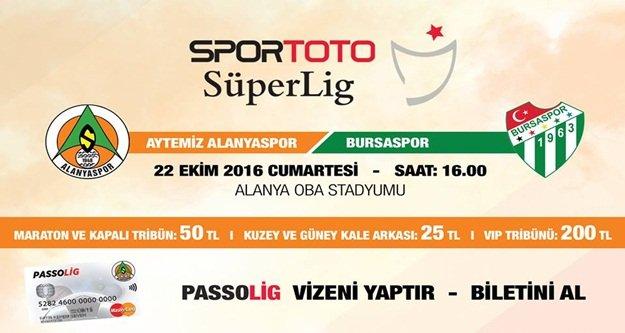 Bursaspor maçı biletleri satışa çıktı