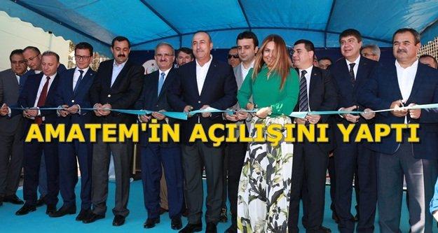 Çavuşoğlu'ndan Antalya'da önemli açıklamalar