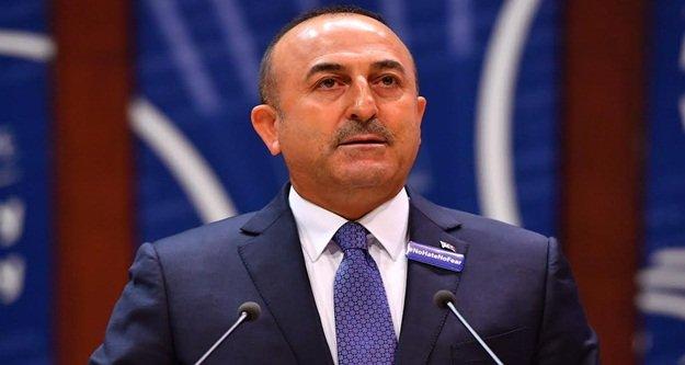Çavuşoğlu#039;ndan yeni müjdeler var