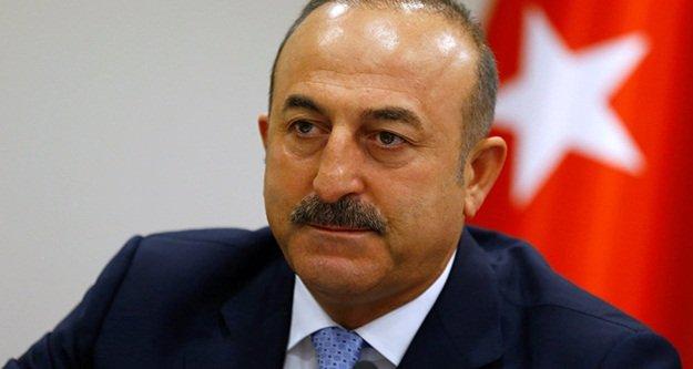 Çavuşoğlu: 'Türkiye'nin topraklarına göz dikenlerin gözleri oyulur'