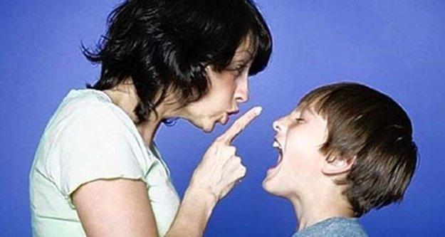 Çocuklara söz dinletmenin yolu...