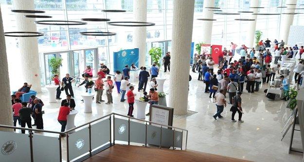 En büyük kongre merkezi açıldı