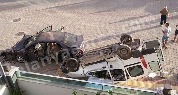 Feci kaza: 5 yaralı var