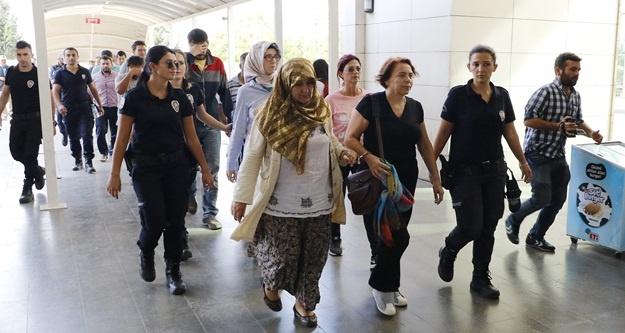 FETÖ'nün Antalya'daki eğitim kadrosu adliyede