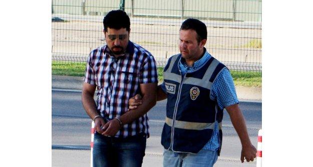 FETÖ'den aranan mühendis Alanya'da yakalandı