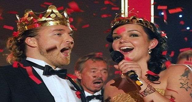 Finliler Kral ve Kraliçeyle coşacak