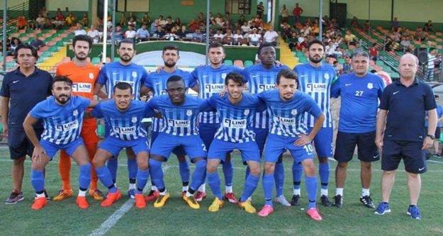 Kestelspor Gazipaşa'yı 3-0 mağlup etti