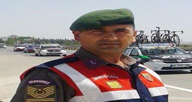 Komutanların kazasından acı haber geldi